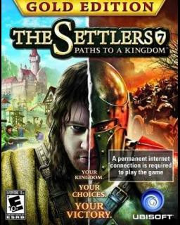 The Settlers 7 Paths to a Kingdom Gold Edition - Plná verze - 1 licence