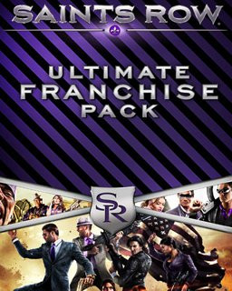 Saints Row Ultimate Franchise Pack - Plná verze - 1 licence