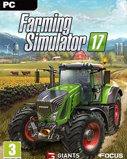Farming Simulator 17 - Plná verze - 1 licence