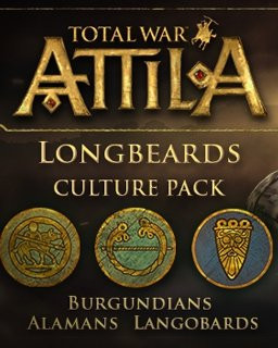 Total War Attila Longbeards Culture Pack