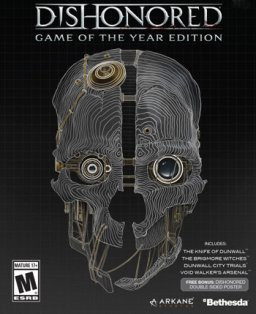 Dishonored - Game of the Year Edition - Plná verze - 1 licence