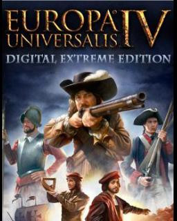 Europa Universalis IV Digital Extreme Edition - Plná verze - 1 licence