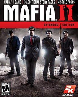 Mafia 2 Special Extended Edition - Plná verze - 1 licence