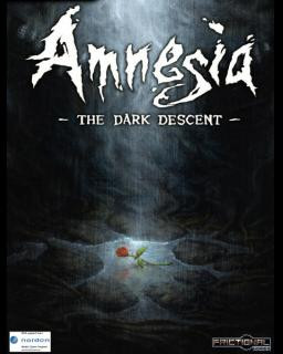 Amnesia The Dark Descent (Pád do temnoty) - Plná verze - 1 licence
