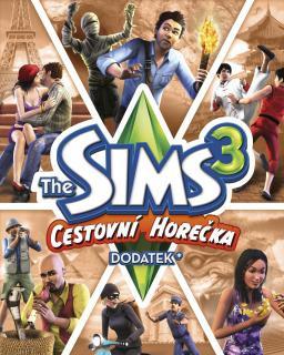 The Sims 3 Cestovní Horečka - Plná verze - 1 licence