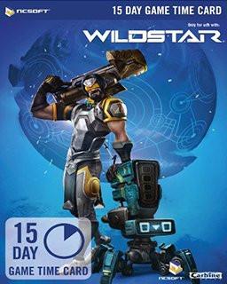 Wildstar EU 15 Dní předplacená karta
