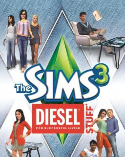 The Sims 3 Diesel - Plná verze - 1 licence