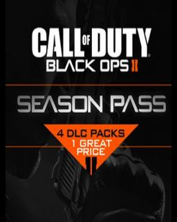 Call of Duty Black Ops 2 Season Pass - Plná verze - 1 licence