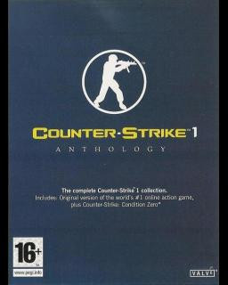 Counter Strike 1 Anthology