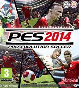 Pro Evolution Soccer 2014 PES 14