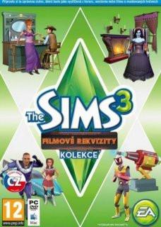 The Sims 3 Filmové Rekvizity - Plná verze - 1 licence