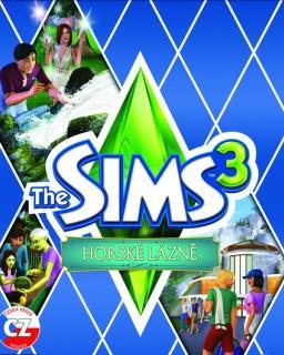 The Sims 3 Horské Lázně - Plná verze - 1 licence