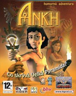 Ankh - Malý Faraon