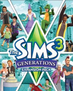 The Sims 3 Hrátky Osudu - Plná verze - 1 licence