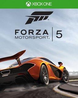 Forza 5 Xbox One - Plná verze - 1 licence