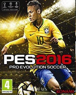 Pro Evolution Soccer 2016 - Plná verze - 1 licence