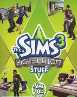 The Sims 3 Luxusní bydlení - Plná verze - 1 licence