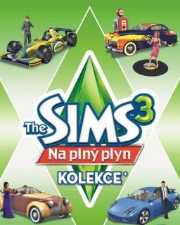 The Sims 3 Na plný plyn - Plná verze - 1 licence