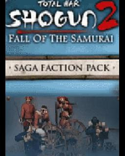 Total War Shogun 2 - Fall of the Samurai - Saga Faction Pack - Plná verze - 1 licence