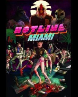 Hotline Miami - Plná verze - 1 licence