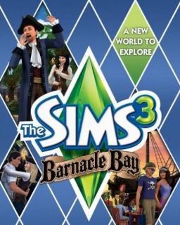 The Sims 3 Pirátská zátoka - Plná verze - 1 licence