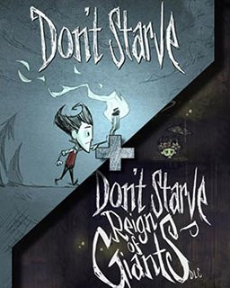 Dont Starve + Reign of Giants