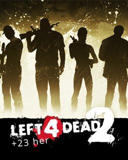 Left 4 Dead 2 + 23 her - Plná verze - 1 licence
