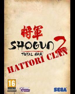 Total War Shogun 2 Hattori clan pack - Plná verze - 1 licence