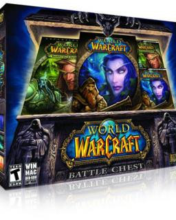 World of Warcraft Battlechest + 30 Dní