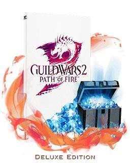 Guild Wars 2 Path of Fire Deluxe Edition - Plná verze - 1 licence