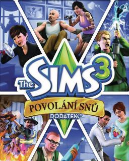 The Sims 3 Povolání Snů - Plná verze - 1 licence