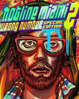 Hotline Miami 2  Wrong Number Digital Special Edition GOG