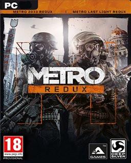 Metro Redux - Plná verze - 1 licence
