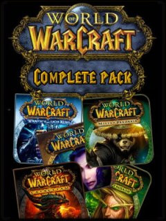 World of Warcraft Complete Pack - Plná verze - 1 licence