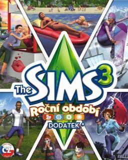 The Sims 3 Roční Období - Plná verze - 1 licence