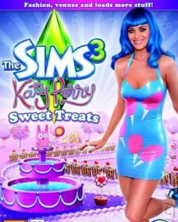 The Sims 3 Sladké Radosti Katy Perry - Plná verze - 1 licence