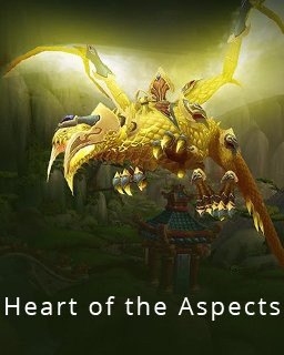 World of Warcraft Heart of the Aspects