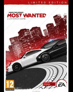 Need for Speed Most Wanted 2 Limited Edition