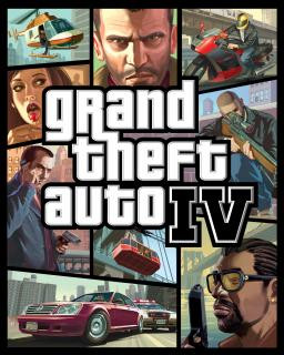 Grand Theft Auto IV, GTA 4 - Plná verze - 1 licence