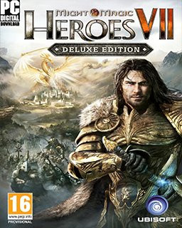 Might and Magic Heroes VII Deluxe - Plná verze - 1 licence