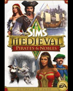 The Sims Medieval Pirates and Nobles - Plná verze - 1 licence