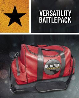Battlefield Hardline - Versatility Battlepack