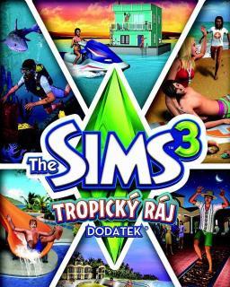 The Sims 3 Tropický Ráj - Plná verze - 1 licence