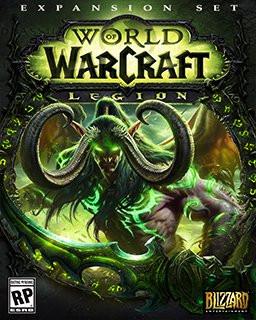 World of Warcraft Legion - Plná verze - 1 licence
