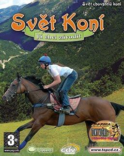 Svět koní - Já chci závodit