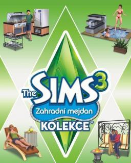 The Sims 3 Zahradní Mejdan - Plná verze - 1 licence
