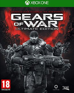 Gears of War Ultimate Edition Xbox One - Plná verze - 1 licence