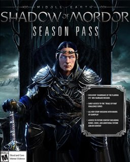 Middle-earth Shadow of Mordor Season Pass - Plná verze - 1 licence