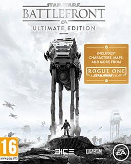 Star Wars Battlefront Ultimate Edition - Plná verze - 1 licence