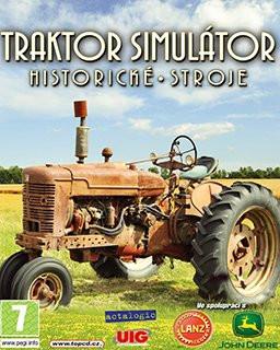 Traktor Simulátor - Historické stroje - Plná verze - 1 licence